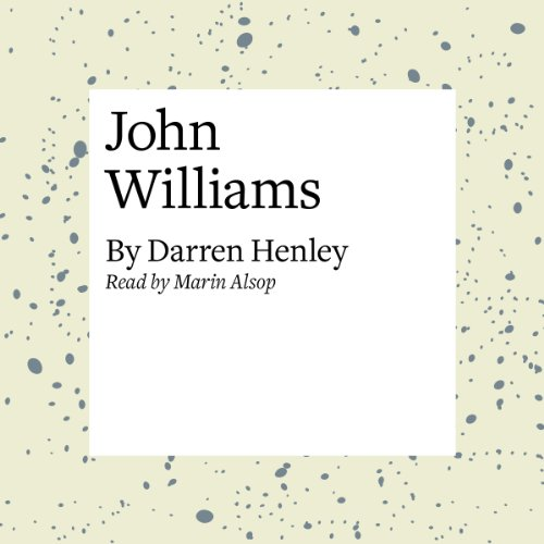 John Williams audiobook cover art