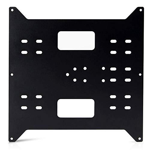 Monland Upgrade Y Carriage Plate Black Color for Wanhao Duplicator I3 / Maker Select V1/V2/V2.1/Plus 3D Printer
