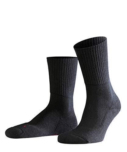 FALKE Unisex Socken, Walkie Light U SO-16486, Schwarz (Black 3000), 46-48