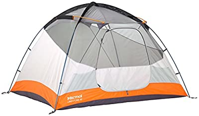 Marmot Limestone 4-Person Family or Group Camping Tent