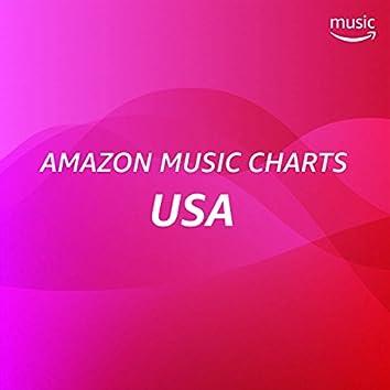 Amazon Music Charts: USA