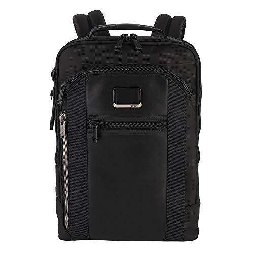 [ トゥミ ] TUMI バックパック アルファ ブラボー デイヴィス バックパック ALPHA BRAVO Davis Backpack 0232682D / 1033201041 ブラック Black リュック メンズ ビジネス バッグ [並行輸入品]