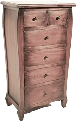 NJA Furniture Copenhagen - Cómoda de Pino (9 cajones, 74 x ...
