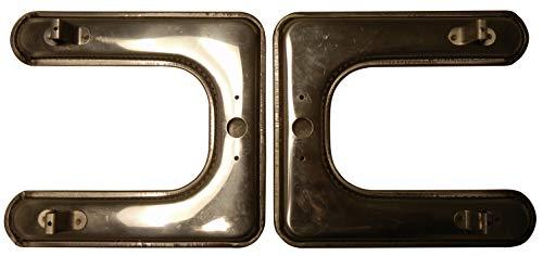 Music City Metals 18102Edelstahl Brenner Head Ersatz für Select broil-mate und Sterling Gas Grill Modelle