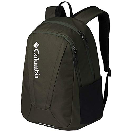 Columbia Unisex Tamolitch II Daypack Laptop School Student Backpack (Surplus Green/black)