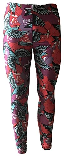 Iron Fist Havana Breeze Leggings de señoras