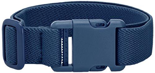 Playshoes Unisex - Kinder Gürtel 601400 Elastischer Kinder Gürtel mit Clip Verschluss, Blau (marine), Gr. 86-140cm