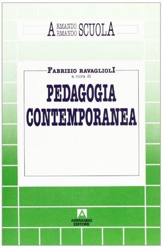Pedagogia contemporanea