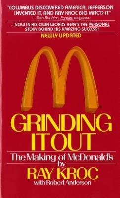 Grinding It Out GRINDING IT OUT Mass Market Paperback product image