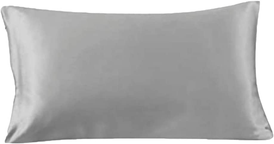 Tim /& Tam MANE Standard SATIN Pillowcase Grey