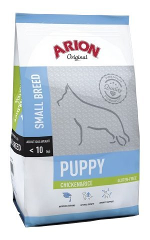 Arion Original Puppy Small chicken-rice 3 kg x 2pz