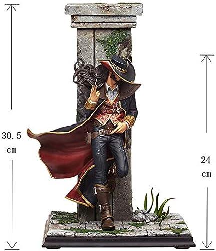 diseñador en linea WSWJJXB Estatua de Juguete League of Legends Toys Modelo Juego Juego Juego Personajes Regalos Coleccionables LOL Card Master Drizzt 30.5CM  Envio gratis en todas las ordenes