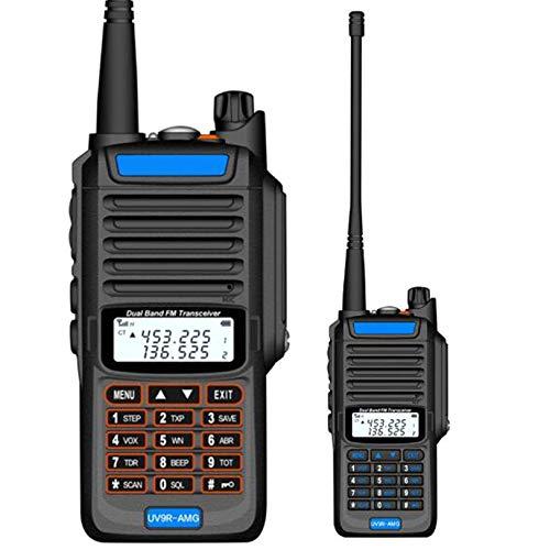 RLF LF 2 Piezas IP68 Impermeable Marina VHF UV Doble Altavoz para...