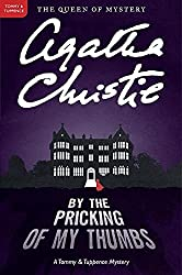 Cover of By the Pricking of My Thumbs