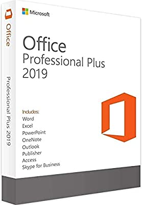 Office Professional 2019 1 PC (Lifetime, Download) for Windows 10 by Ms-Key