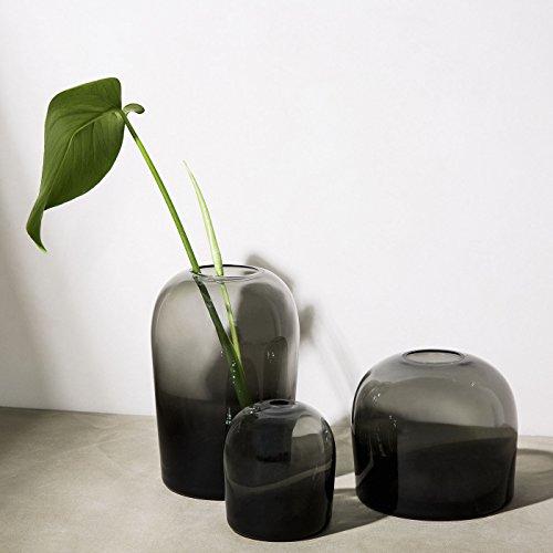 Troll Vase M, Rauch H 12cm, Ø 14cm