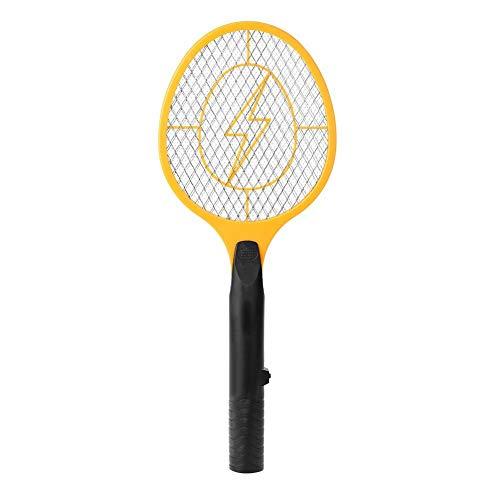 DYB [2020 aggiornato] Zanzara elettrica Fly Swatter Cordless Alimentato a Batteria Bug Zapper Racket Killer di Insetti