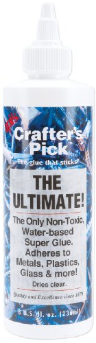 Crafter's Pick Ultimate Glue, 8-Ounce
