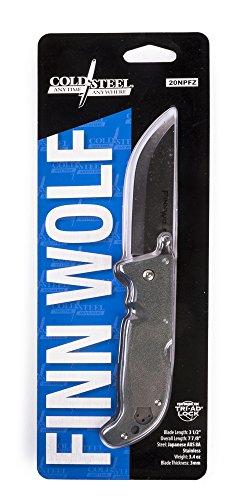 Cold Steel Finn Wolf Folding Pocket Knife - 20NPF