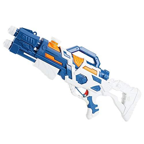 Pistola de agua Niños S Agua adulto Pistola de pulverización 600 de gran capacidad y 8 metros de tiro largo del juguete del choque, Verano, Ola de agua de juguete de regalo de agua for niños y niñas d