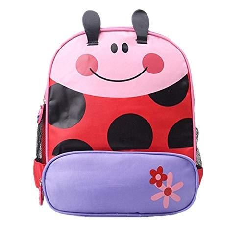Bolsos para NiñAs Mochilas NiñOs 4 AñOs Mochilas Escolares para niñas La Escuela de niñas Mochilas Mochilas para niñas para la Escuela Ladybug