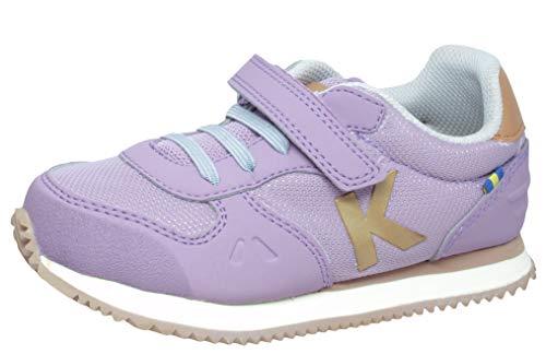 Kavat Sneaker Vigge Halbschuhe Mädchen Recycelt Lila Violett, Schuhgröße:EUR 29