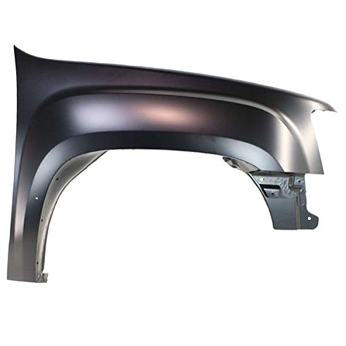 Koolzap For 07-14 Sierra Truck Front Fender Quarter Panel Passenger Side New Body GM1241342