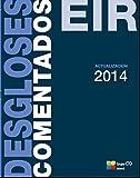 Actualización Desgloses Comentados EIR 2014