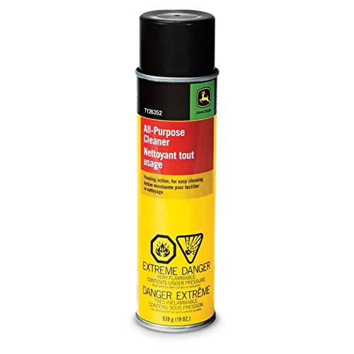 John Deere Original Equipment Shop Cleaner Supply Item #TY26352