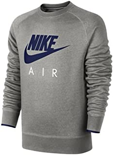 Nike AW77 FLC Crew-Air Heritag – Men's Sweatshirt