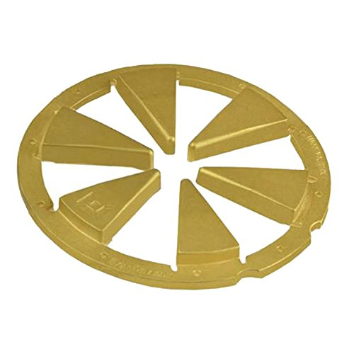 Exalt Paintball Zubehör Dye Rotor Feedgate, Gold, 63313