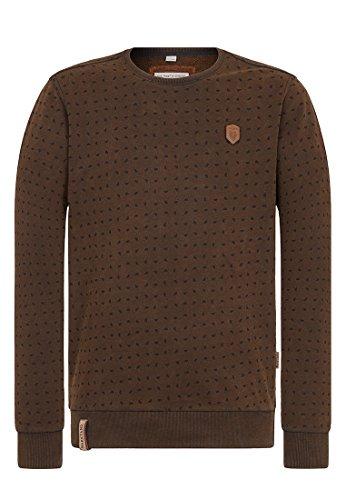 Naketano Herren Sweater Selbstbefriedigungsjustiz Sweater