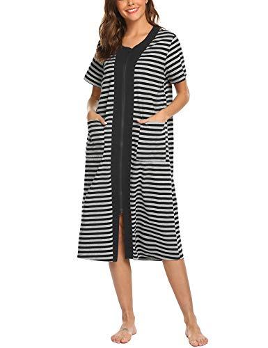 Ekouaer Women's Long Sleepwear...