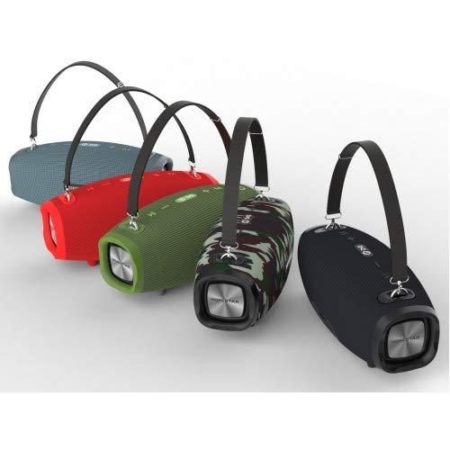 Altavoz Bluetooth portátil HOPESTAR-H41, Columna de Sonido inalámbrica, Subwoofer de Graves a...