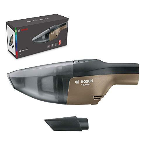 Bosch YOUseries 0.603.3D7.000 Aspiratore a batteria Vac, senza batteria, confezione di cartone, Multicolore, Taglia unica