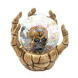 Sunshine Megastore 10018972 Skull Hand Waterball