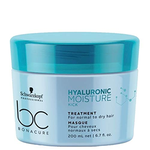 Schwarzkopf Professional BONACURE Hyaluronic Moisture Kick Treatment, 200 ml