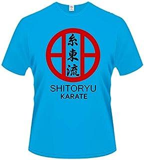 T-Shirts - Gift Men's T-Shirt shitoryu karate t shirts top quality fashion short sleeve men tshirt men's tee shirts tops m...