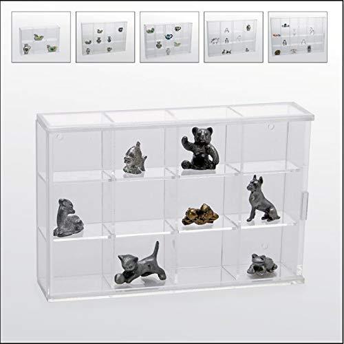 Klein-Vitrine aus Acrylglas Safe 5255