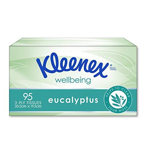 Kleenex Eucalyptus Facial Tissues 95 Sheets