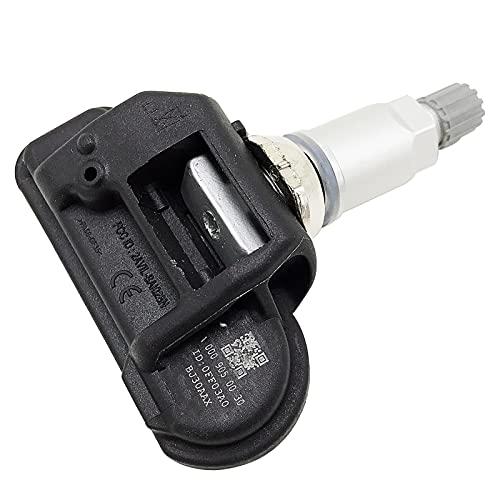 Fesjoy Sensor de Control de presión de neumáticos, Sensor del Sistema de Control de presión de neumáticos (TPMS) A0009050030 de Repuesto para Mercedes Benz