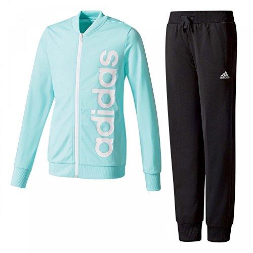 adidas Performance Kinder Trainingsanzug blau 128