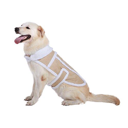 Namsan Dog Warm Coat,Dog Jacket,Winter Dog Clothes,Cold Weather Dog Jacket...