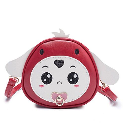 Xingyue - Bolso de mano para niña, bolso de hombro, bolso de mano, bolso de mano, bolso de mano, bolso de mano, cartera creativa, bolso de mensajero, bolso de anime