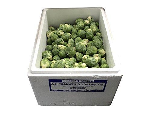 オーストラリア産 芽キャベツ 1kg(バラ詰め/袋入)