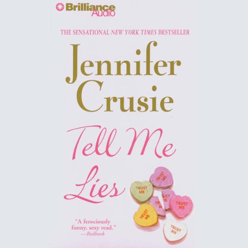 Tell Me Lies audiobook cover art