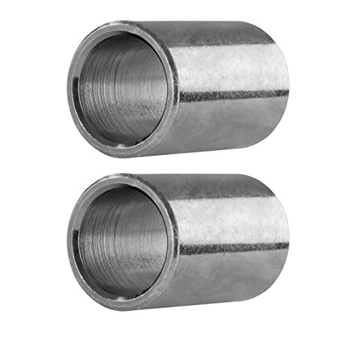 2x Unterlenker Reduzierhülse | Kat 2 auf Kat 1 | 22 auf 28 mm | SET | Reduzierbuchse | Traktor | für Gerätebolzen, Unterlenkerbolzen, Bolzen mit 22 mm Duchmesser | Buchse