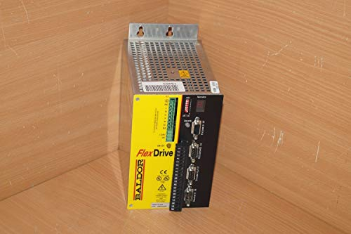 Baldor Flex Drive FD2A07TR-RN20 Servostr Control