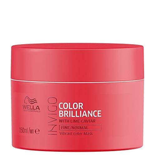 Wella INVIGO Color Brilliance Mask Fine mascarilla