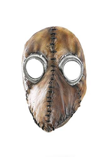 Ghoulish productions Brown Plague Doctor Mask Standard